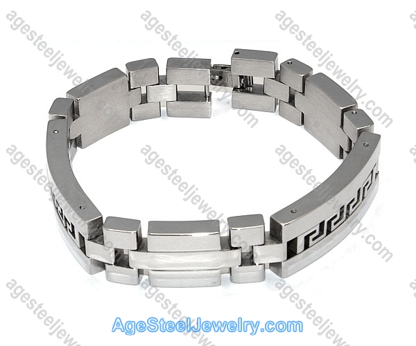 Stamping Bracelet B2154 Great Wall