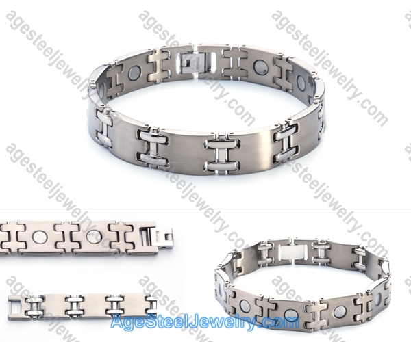 Titanium Bracelet B8596 For Man