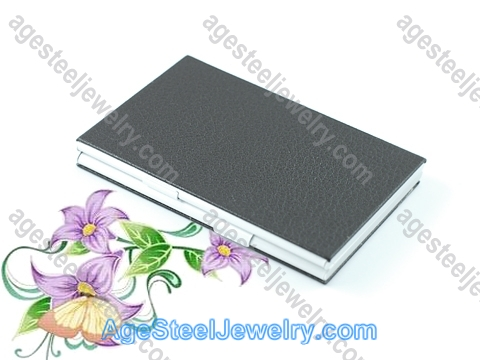 Business Card Holder H0389 Brown