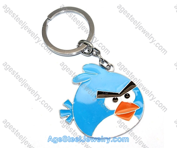 Key Ring K0887 Blue Ice