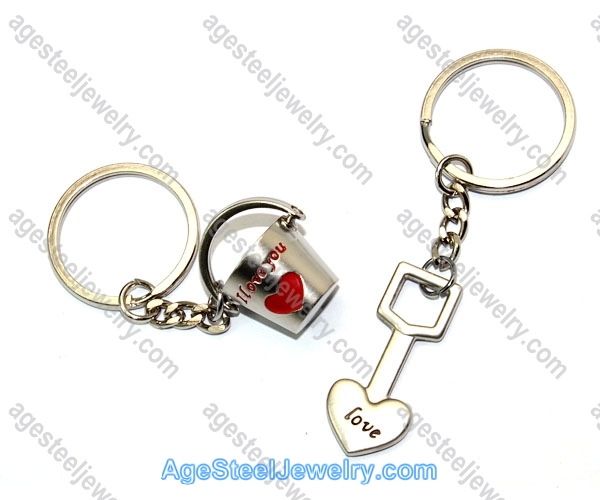 Key Ring K0913 Farming Tools