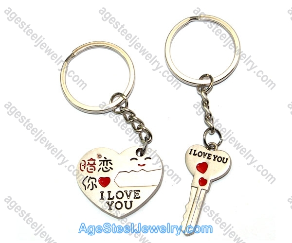 Key Ring K0915 A Couple Of Lock