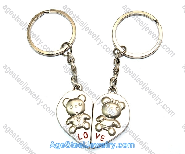 Key Ring K0917 Love Bears