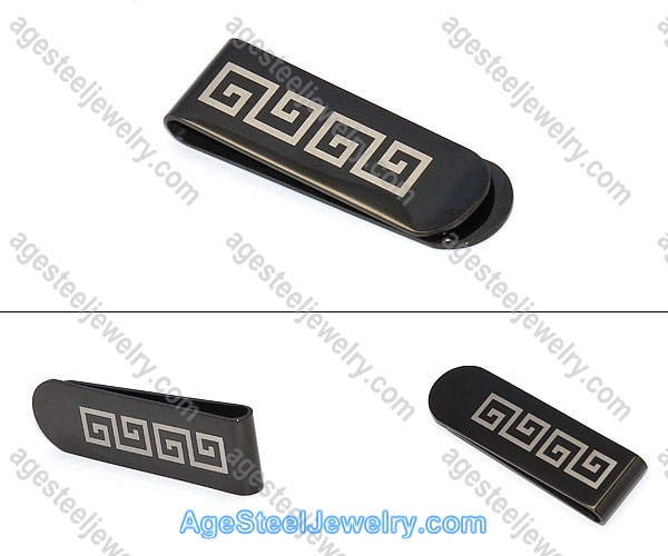Money Clip M0042 Great Wall