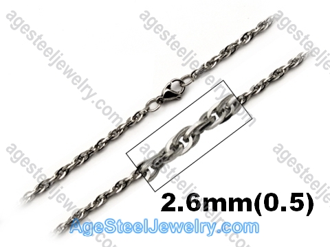 Stainless Steel Chain N1543 Interlocking