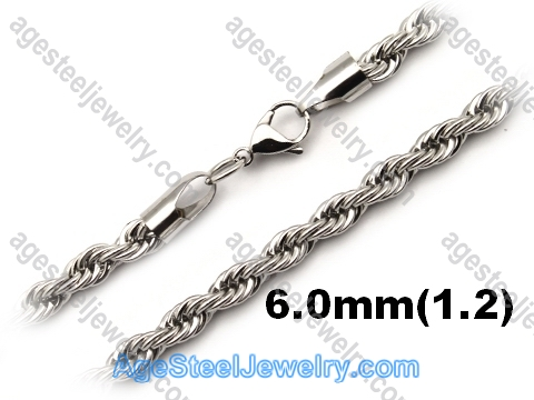 Stainless Steel Chain N1546 Twist Chain
