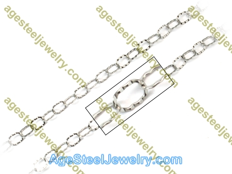 Stainless Steel Chain N1603
