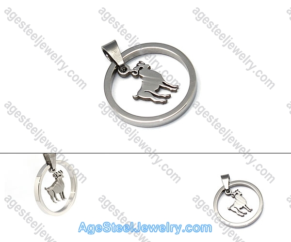 Cutting Pendant p3567 Aries