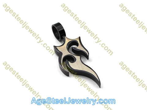 Cutting Pendant P4657 Black