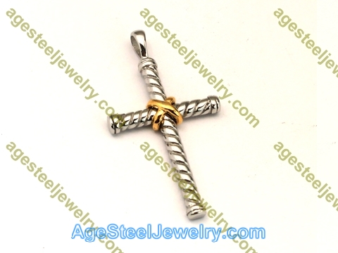 Cross Pendant P5545