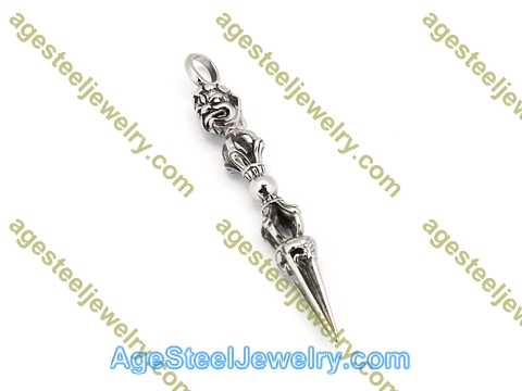Wholesale high quality Casting Pendants From China AGE Steel Jewelry