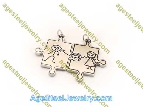 Couple Pendant P5593