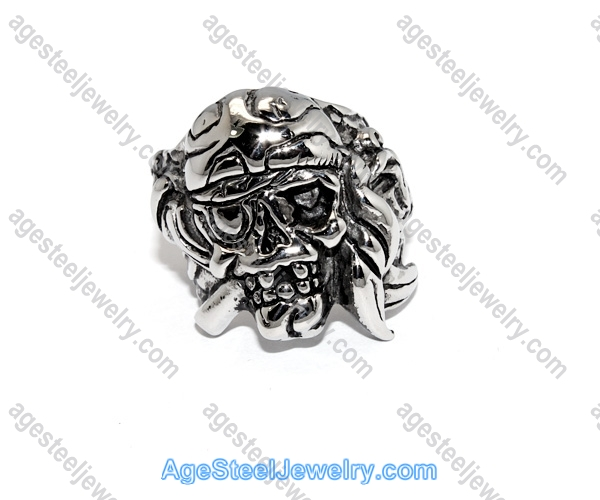 Casting Ring R2355 The Cool Skull