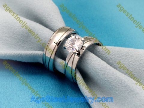 Couples Rings R2942