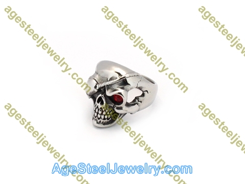 Casting Ring R2996 Red