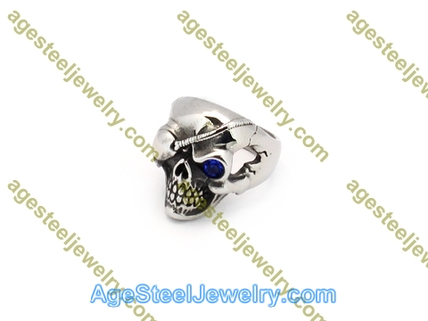 Casting Ring R2998 Blue