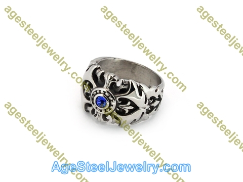 Casting Ring R2999 Blue