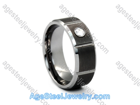 Tungsten Ring R9644