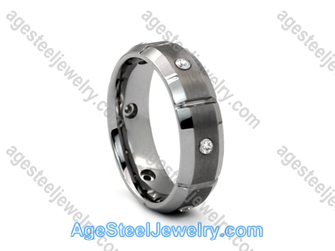 Tungsten Ring R9645