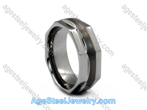 Tungsten Ring R9646 Pioneer