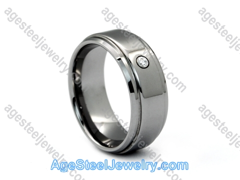 Tungsten Ring R9649 Only