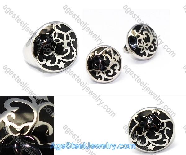 Ring & Earring S0193