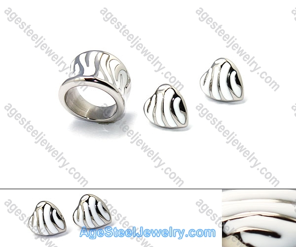 Ring & Earring S0230