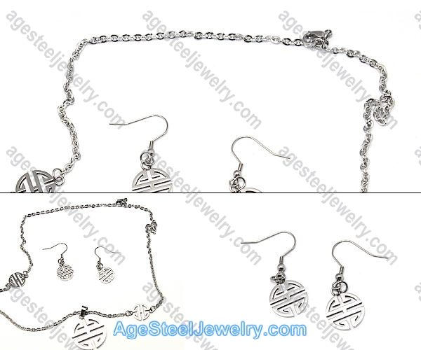 Necklace & Earring S0247