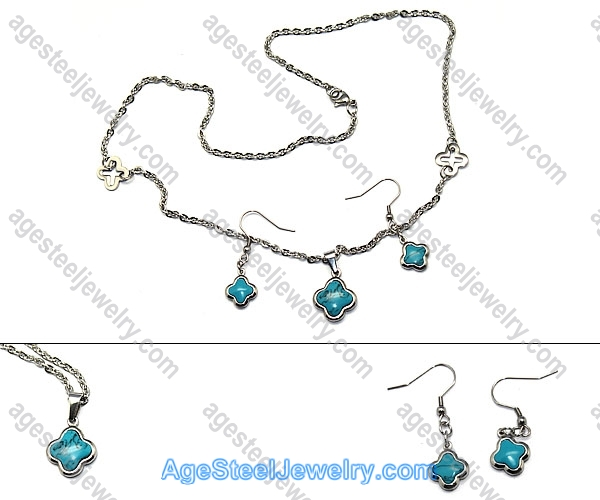 Necklace & Earring S0255