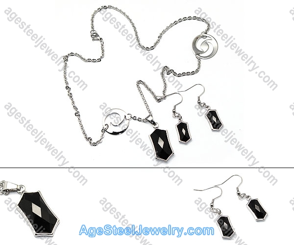 Necklace & Earring S0257