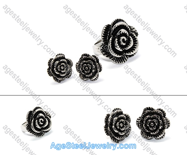 Ring & Earring S0258