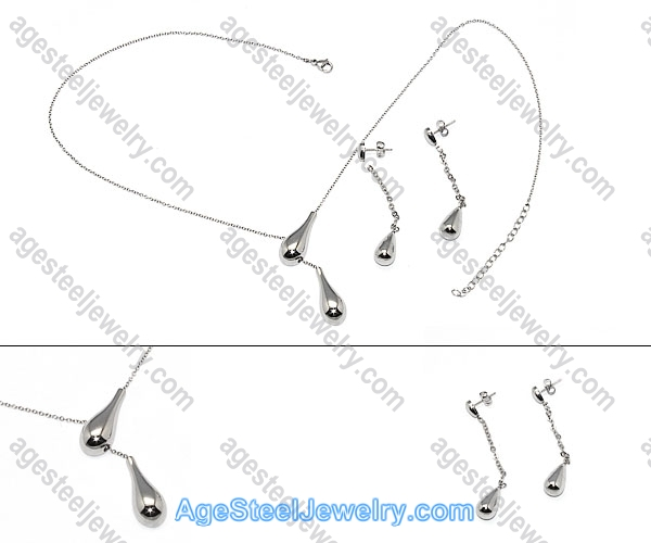 Necklace & Earring S0268