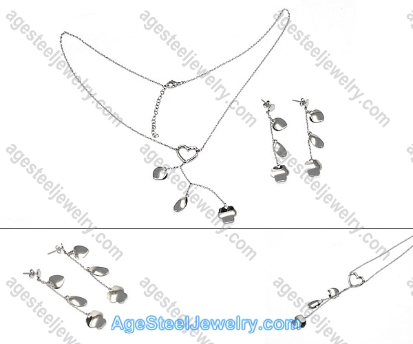 Necklace & Earring S0272