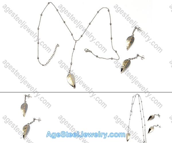 Necklace & Earring S0273