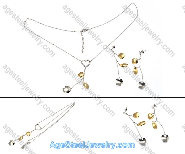 Necklace & Earring S0274
