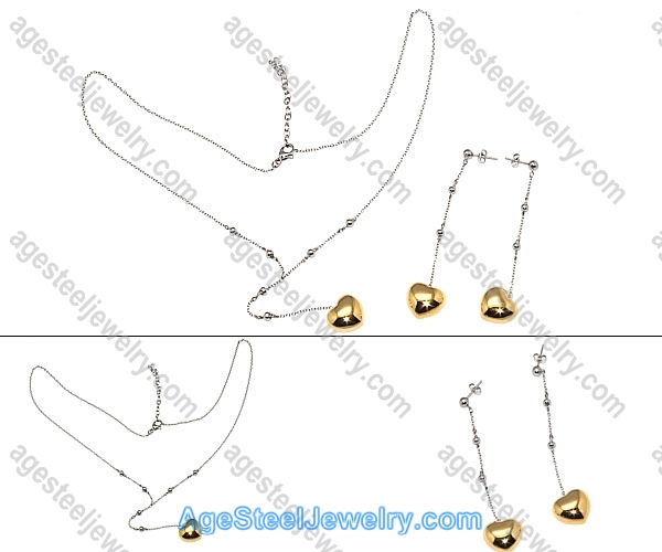 Necklace & Earring S0275