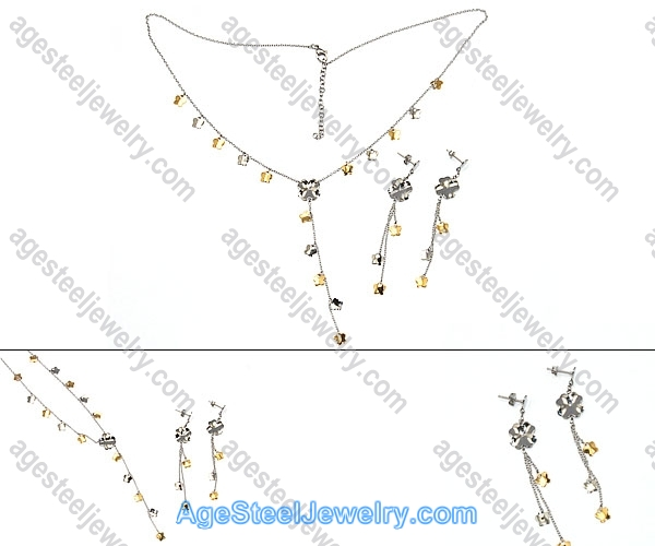 Necklace & Earring S0276