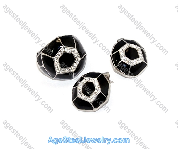 Ring & Earring S0389